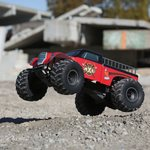 ECX Axe RTR: 1/10 2wd Monster Truck NiMh paketti