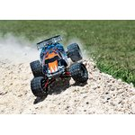 Traxxas E-Revo 1/16 4WD RTR TQ Blue - With Batt/Charger