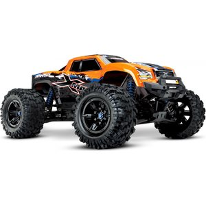 Traxxas X-Maxx 8S 4WD Brushless TQi TSM Orange/Green