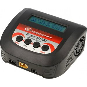 Robitronic Expert LD 100 Charger LiPo 2-4s 10A 100W