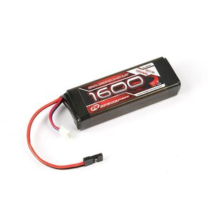 Robitronic LiFE RX Pack 2/3A Straight 1600mAh 6,6V (EH)