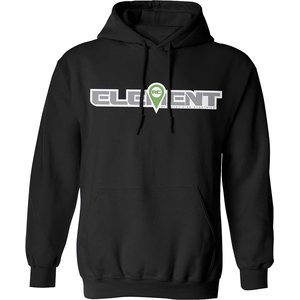Element RC Element RC Logo Pullover, black, L SP231L