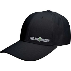 Element RC Element RC Hat, curved bill, black SP260