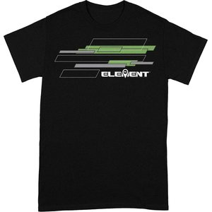 Element RC Element RC Rhombus T-Shirt, black, M SP201M