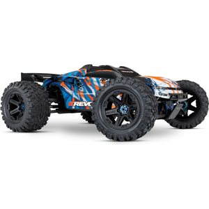 Traxxas E-REVO Brushless 4WD TQi TSM w/o Battery & Charger