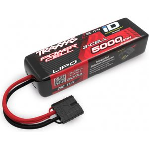 Traxxas 2832X Li-Po Battery 3S 11,1V 5000mA 25C iD-Connector (Short)