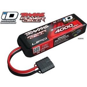Traxxas 2849X Li-Po Battery 3S 11,1V 4000mAh 25C iD-connector