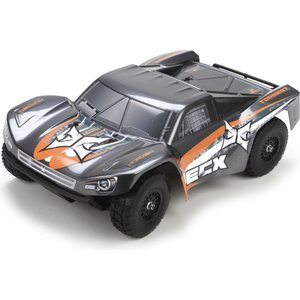 ECX Torment 1/18 4WD SCT: Gray/Red RTR INT