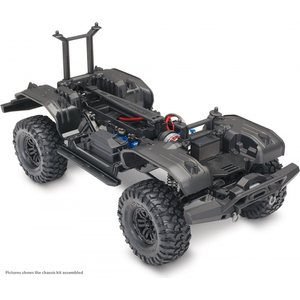 Traxxas TRX-4 Kit (w/o Batteries & Body)