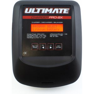 Ultimate Racing PRO-8X BATTERY CHARGER