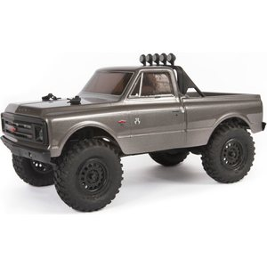 Axial 1/24 SCX24 1967 Chevrolet C10 4WD Truck Brushed RTR