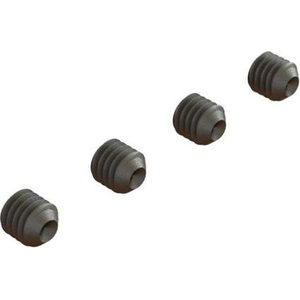 ARRMA RC ARA724606 Set Screw M6x6mm (4)