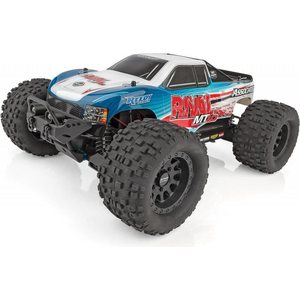 Team Associated RIVAL MT10 RTR 3s LiPo paketti