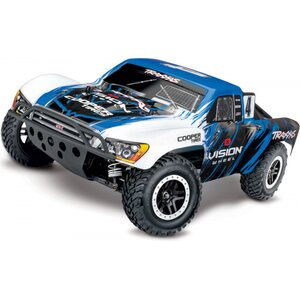 Traxxas Slash 4x4 VXL RTR TQi TSM - w/o Battery & Charger TRX68086-4