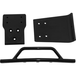 RPM Front Bumper & Skid Plate for the Traxxas Slash 4×4 80022