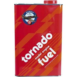 Tornado Flight Fuel 10% nitro, 16,5% oil 4L