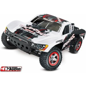 Traxxas Slash 2WD 1/10 RTR TQ OBA White with Battery & Charger
