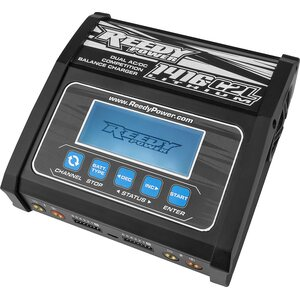 REEDY 1416-C2L Dual AC/DC Competition Balance Charger 27203