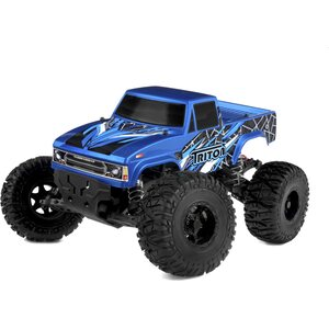 Team Corally TRITON SP - 1/10 Monster Truck 2WD - RTR - Brushed Power NiMh paketti