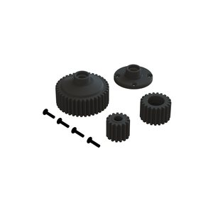 ARRMA RC AR310597 Gear Set  Mega BLS 2014