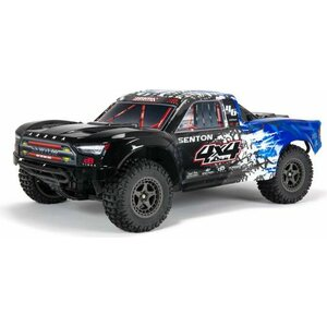 ARRMA RC SENTON 4X4 3S BLX Brushless 1/10th 4wd SC