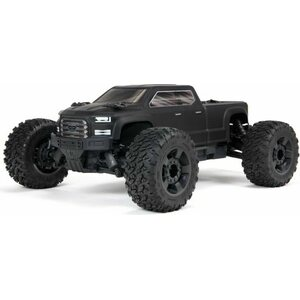 ARRMA RC BIG ROCK 4X4 3S BLX Brushless 1/10th 4wd MT Black