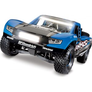 Traxxas UDR 4WD TQi TSM RIGID LED-set w/o charger & battery RTR