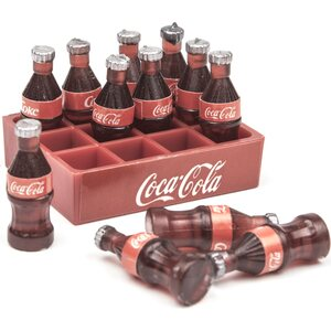 ValueRC Plastic Coke Cola Accessory for 1/10 RC Crawler