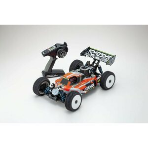 Kyosho Inferno MP9 TKI4 V2 1:8 RC Nitro Readyset w/KE21SP Engine
