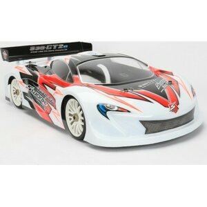 SWorkz S35-GT2E 1/8 Pro Brushless GT Kit