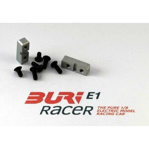 Buri Racer Set steering servo mount