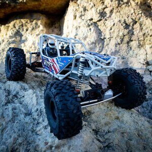 Axial 1/10 RBX10 Ryft 4WD Rock Bouncer Kit, Gray