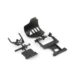 ARRMA RC AR320004 Bumper Rear Chassis Plate Set Front