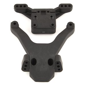 Team Associated 91766 B6.1 Top Plate and Ballstud Mount