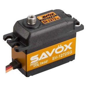 Savöx 1272SG High Voltage Coreless Servo for 1:8 Buggy