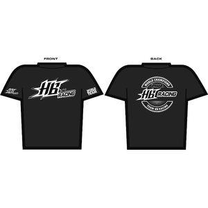 HB Racing World Champion HB Racing T-Shirt L (Next Level)