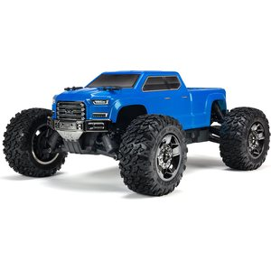 ARRMA RC BIG ROCK CREW CAB 4x4 BLX 1/10 Monster Truck RTR
