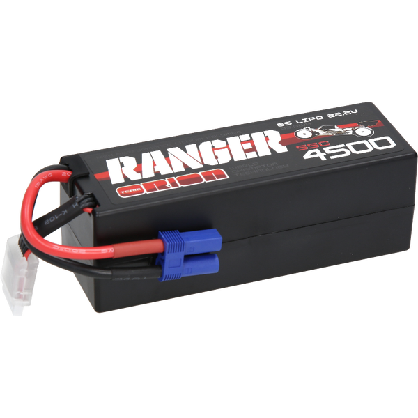 Team Orion 6S 55C Ranger LiPo Battery (22.2V/4500mAh) EC5 ORI14329