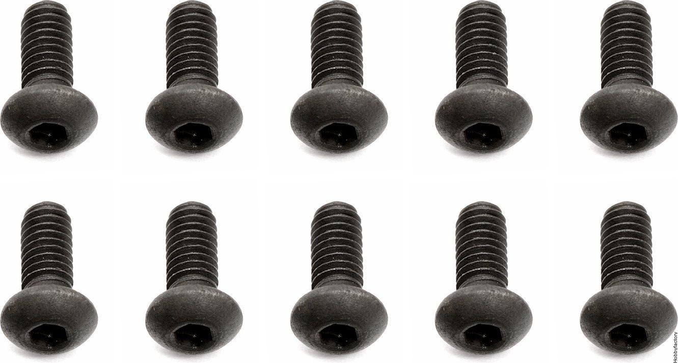 31520 Associated Screws 2.5x0.45x6 mm BHCS ASC31520