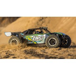 Losi 1/5 Desert Buggy XL-E 4WD Brushless RTR with AVC, Black (LOS05012T1)