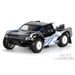 Pro-Line Ford F-150 SVT Raptor Clear Body