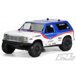 Pro-Line 1981 Ford Bronco PRO-2 Body (Clear)
