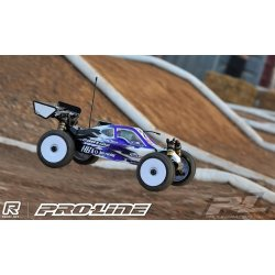 "Pro-Line ""Type-R"" 1/8 Buggy Body (Clear) (Hot Bodies D812)"