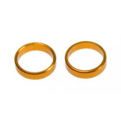 Team Durango WHEEL DISTANCE BUSHING ALUMINIUM 6x5x1.5mm