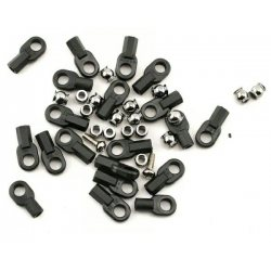 Traxxas Rod ends (16 long & 4 short)