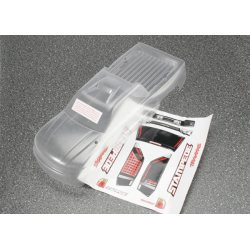 Traxxas 3617 Body Stampede Clear