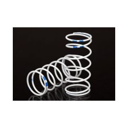 Traxxas Long GTR Shock Springs (Blue 0.892) (2)