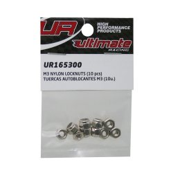 Ultimate Racing M3 NUTS (10pcs.)