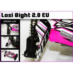 Bittydesign Mudguards for TLR 8ight 2.0/ EU/ 3.0