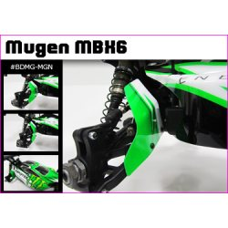 Bittydesign Mudguards for Mugen MBX6/ 6R/ MBX7
